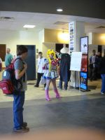 Momocon 2010: Sailor Moon by Chellendora