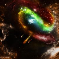 Colour Galaxy by DylanStricker