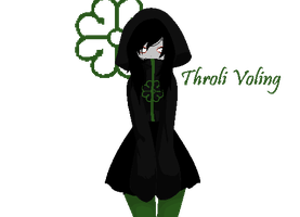 HomeStuck: Throli Voling by CircusCannibal