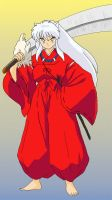 Inuyasha by Meow-chi