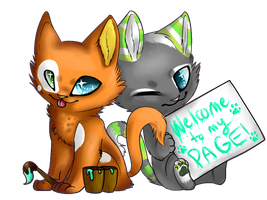 .:Welcome:. by fuzz-butt
