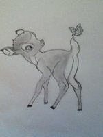Bambi by Kaitlin73