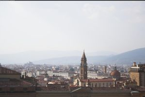 Florence view by enframed