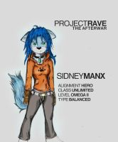 Sidney Profile 1 by OutlawRave