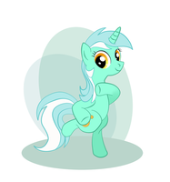 Strutting Lyra by DCPIP