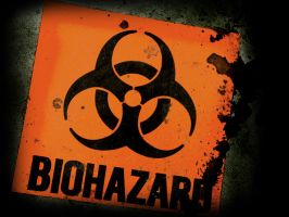 Biohazard Wall by Just-Spaztik