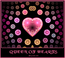 Quenn of Hearts by tonycade