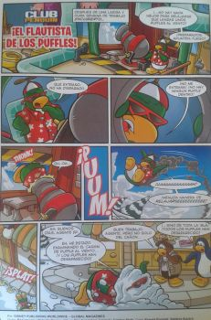 Revista 3~Page 1 by PinguStories