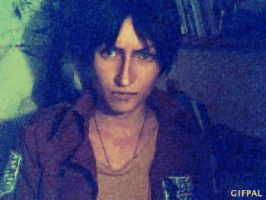 READY TO FIGHT - Eren cosplay GIF by Jiosan