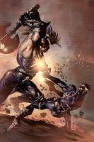 Dark Avengers 9 by Summerset