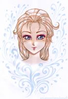 Elsa by unconventionalsenshi