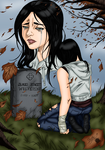 Laura Kinney's Tears by Blackmoonrose13