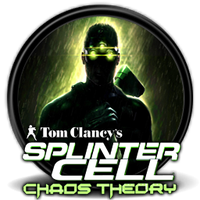 TC'S Splinter Cell: Chaos Theory - Icon by Blagoicons