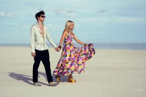 long walks on the beach by fae-photography
