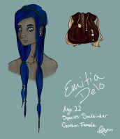 Emitia by PatchworkPearl