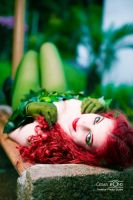 Poison Ivy Cosplay by Mikaela Deki by MikaelaDeki