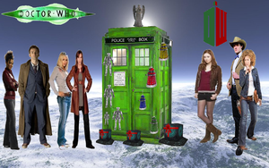 A Doctor Who Christmas by NitroBlaster96