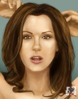 Kate Beckinsale by breaker213