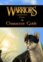 Goldenstar's Choice Character Guide Cover by RussianBlues