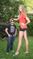 Longest Legs compare by lowerrider