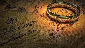 The one ring - LOTR by Jimmy-Appelt