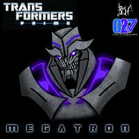 TFP Dark Energon Megatron by OracleX7