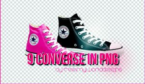 Converse Pngs by ThisIsMyWorldDesigns