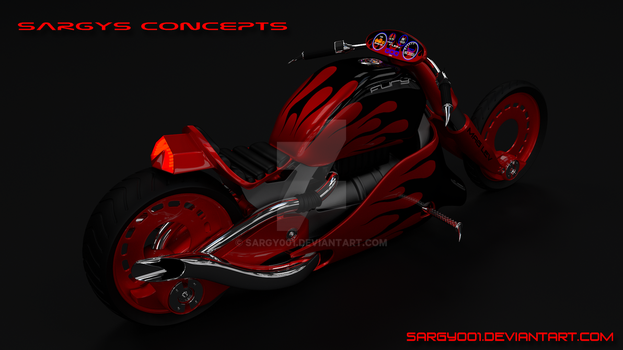 Concept Bike by SARGY001