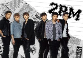 Beastly 2PM by GraPHriX