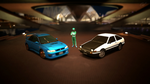 GT6 - Initial D in City of Arts and Sciences by WingGT5
