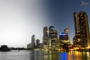 Photomerged City by lucanus43