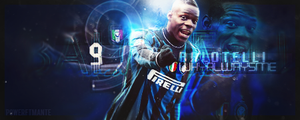 Mario Balotelli 9 by PowerGFX96