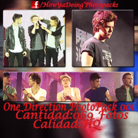 One Direction PhotoPack 001 by CarluEditionsSG