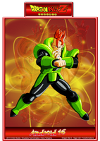 Android 16 by CHangopepe