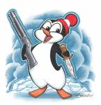 Chilly Willy by BillMcKay