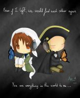 Axis Powers: Hetalia HRE and Chibitalia by TheMuteMagician