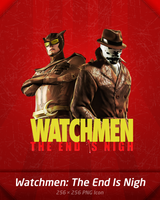 Watchmen: The End Is Nigh by A-Gr