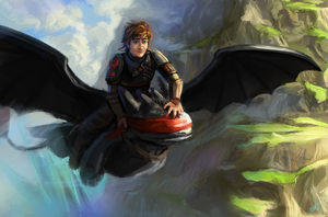 Trust me - HTTYD2 by DreamyArtistRoxy3
