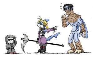 Life of Death : Soul Reaver by Chibibass