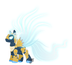 My little Tyrael by Chagial