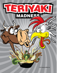 Teriyaki Madness Fan Art by grfxjams