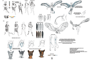 Hellion Species Guide by Blackpassion777