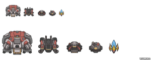Pixel #3: SC2 Structures! by Revangale