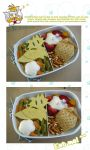 Tails Bento by neohin