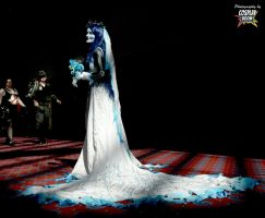 Always the bridesmaid....never the bride by Izin