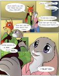 (Zootopia spoiler) Right before that intense scene by Aelius24