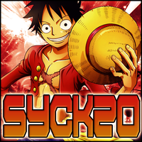 Luffy for Syckzo by Tulip-Creativ