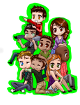 Teen Wolf by MorganeXD