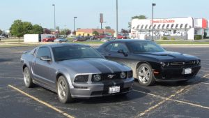 American Muscle by sfaber95
