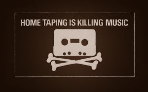 Home Taping is Killing Music by gnachin
